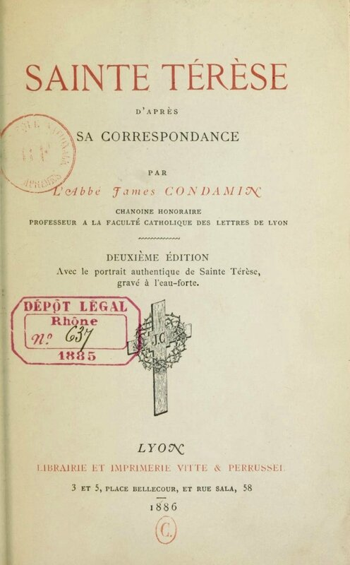 Sainte Thérèse (1) - 1