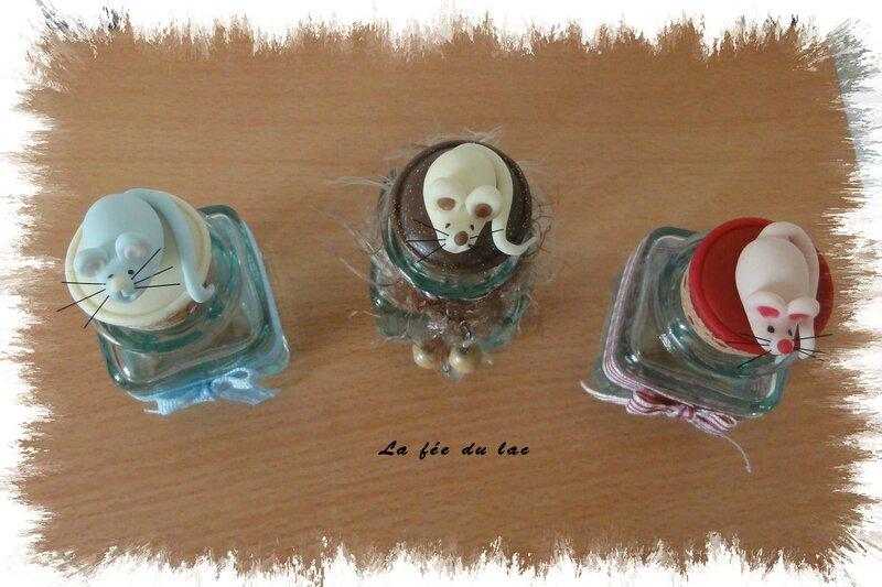 Pots à dents verre 1