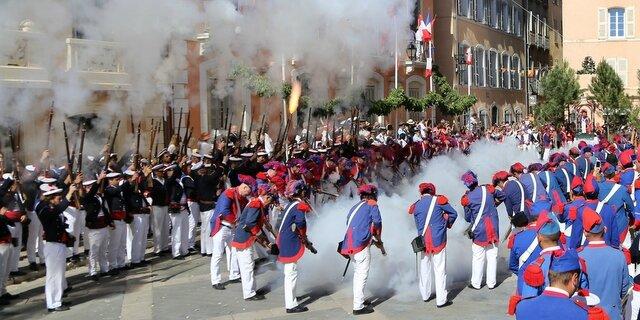St Tropez-Bravade 3