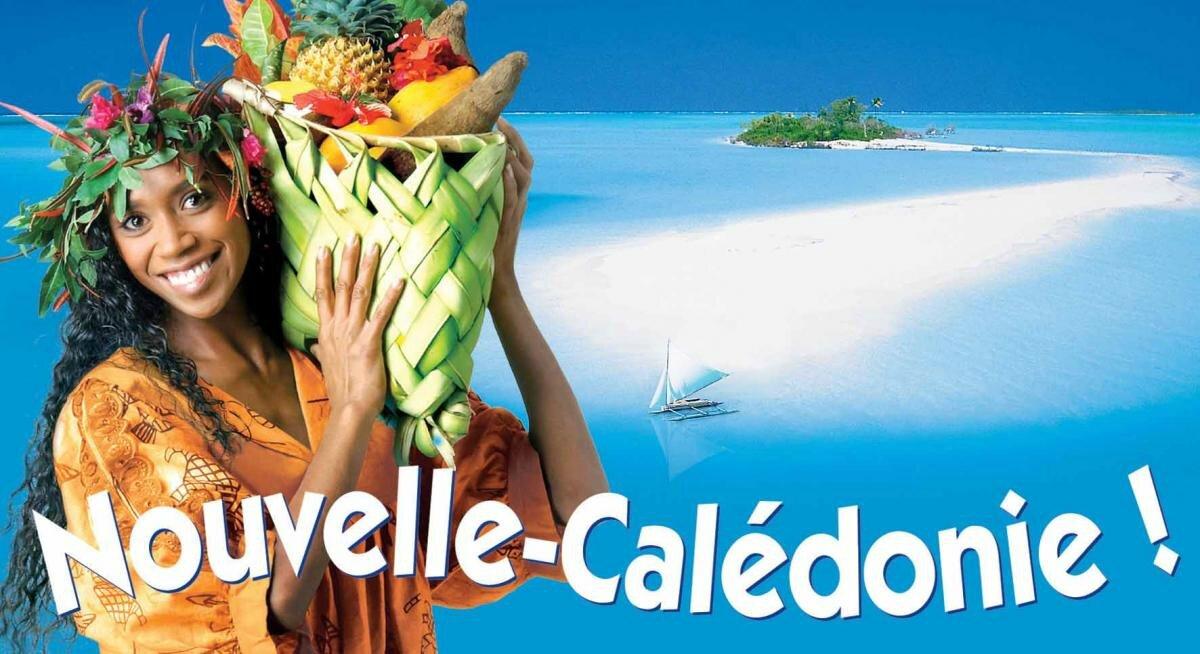 1998 - Nouvelle-Calédonie à tandem - New Caledonia a tandem