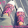 Just In ... Les nouvelles tennis BENSIMON !!!