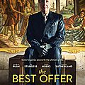The best offer, film de giuseppe tornatore