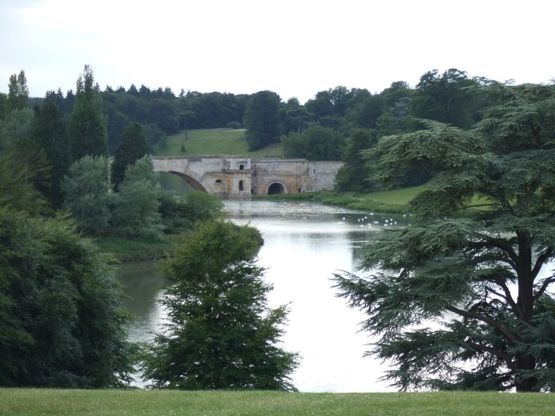 blenheim palace bridge
