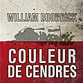 Couleur de cendres de william brodrick