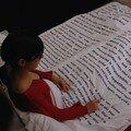 Les endroits où j'aime lire