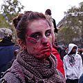 Zombie Walk Paris 2013 - portrait