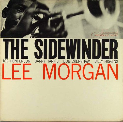 Lee Morgan - 1963 - The Sidewinder (Blue Note)