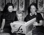 1956-03-03-BeverlyGlenBoulevard-press_party-023-1-with_churchill_sisters-1