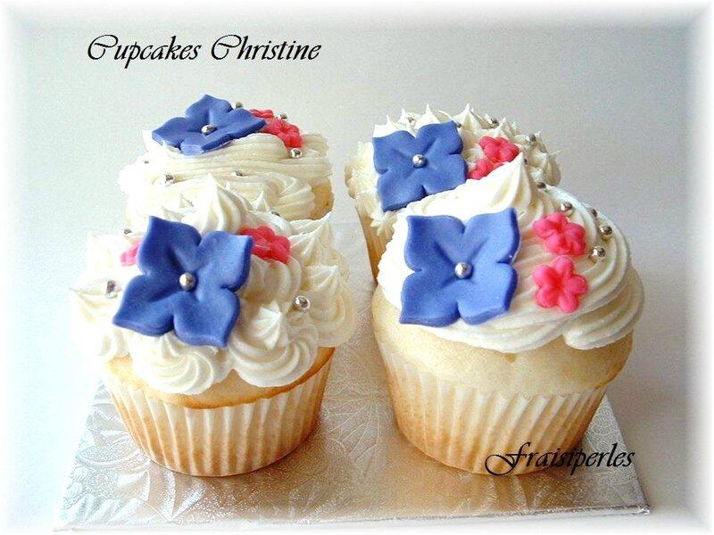 cupcakes fete christine
