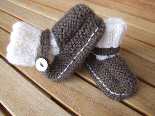 Petits chaussons - Mowin