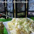 Salade de chou chinois à la mangue