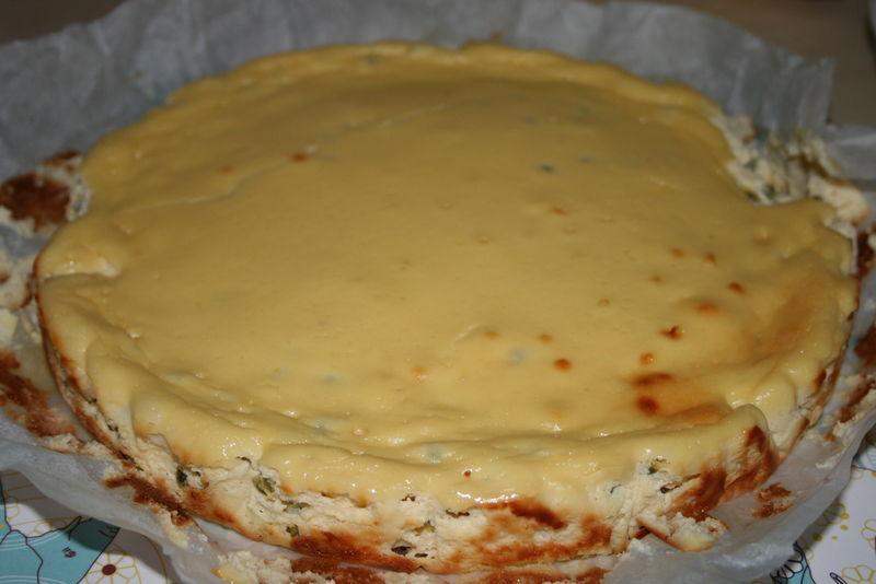 Cheesecake aux fruits de la passion cr me laurette - Cheesecake fruit de la passion ...