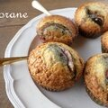 Muffins figues et huile d'olive