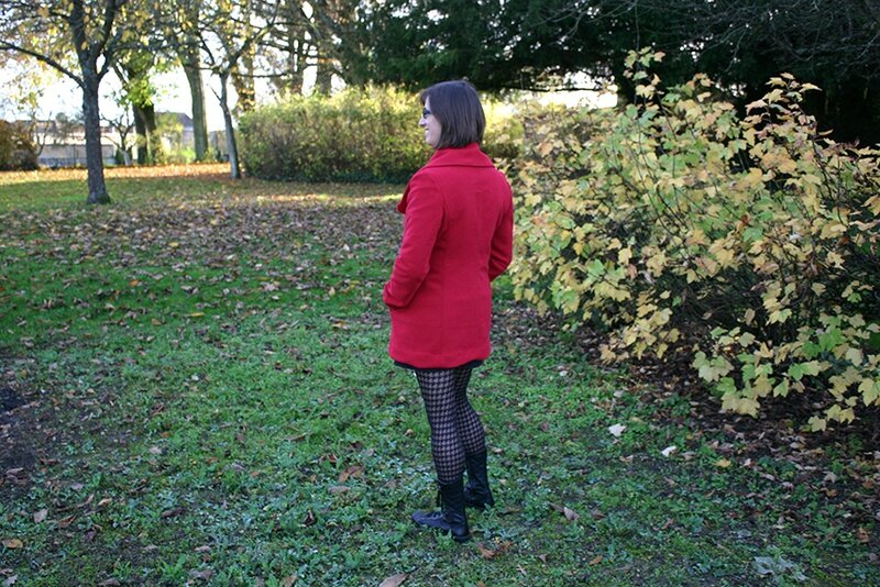 veste rouge burda 6
