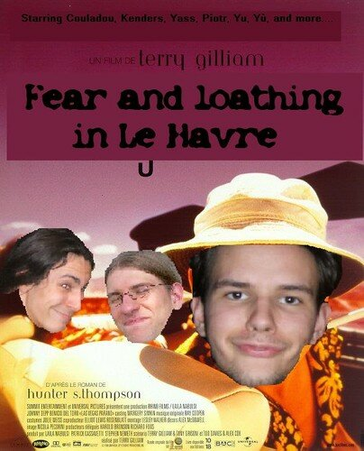Fear and loathing in LH