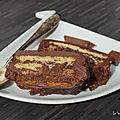 Gateau petits beurre chocolat