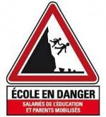 ecole en danger parents et salariés