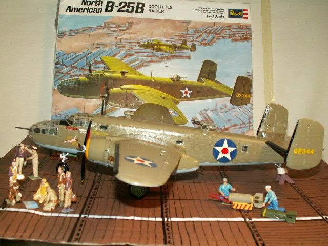 avion B-25B MITCHELL (2)