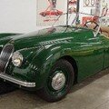 1951 - JAGUAR - XK120 Roadster