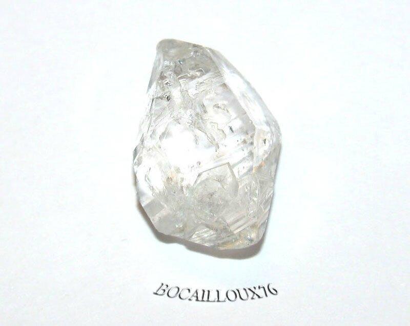 QUARTZ Diamant d'Herkimer 4 (3)