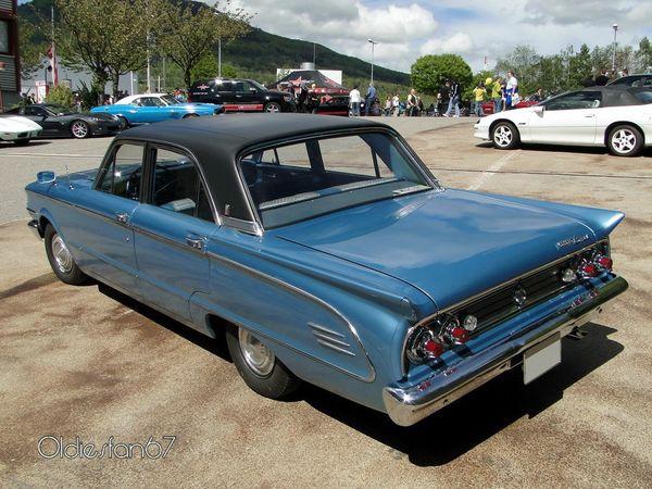 mercury comet custom 4door sedan 1963 b