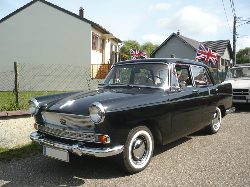 AUSTIN A55 Cambridge berline 1960 Hambach (1)
