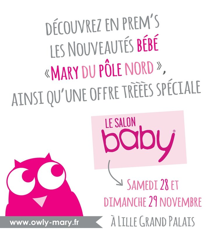 annonce facebook salon baby