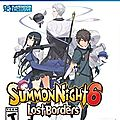 Summon Night 6 PS4