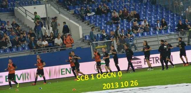 012 1148 - BLOG - Corsicafoot - SCB 1 OGCN 0 - 2013 10 26