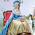 Marie-Antoinette, Reine de France 