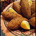 Kebbeh (recette du liban)