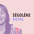 Dimanche en politique sur france 3 n°21 : segolene royal