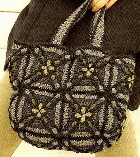 handbag luxury crochet 5 (1)