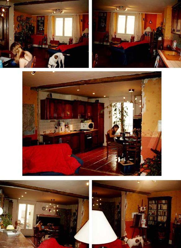 Le projet de myriam sous le toit de b a for Cuisine 3d bricoman
