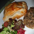 2008 Mai - Happy birthday My Love Filet mignon en croûte
