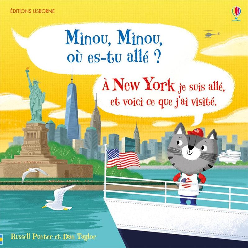 minou new-york