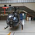 Aéroport Valence-Chabeuil: France - Army: Aerospatiale SA-342L Gazelle: F-MGEB: MSN 2206.