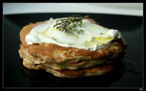 panacakes courgette2