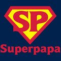 Superpapa is going to london