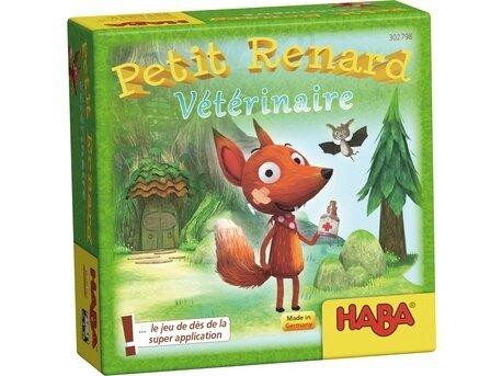 Boutique jeux de société - Pontivy - morbihan - ludis factory - Petit renard vétérinaire