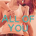 Tome 1 : all of you - christina lee