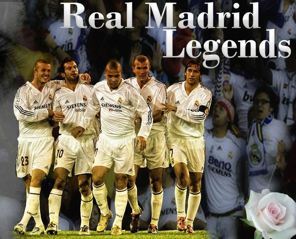 Real Madrid Legend