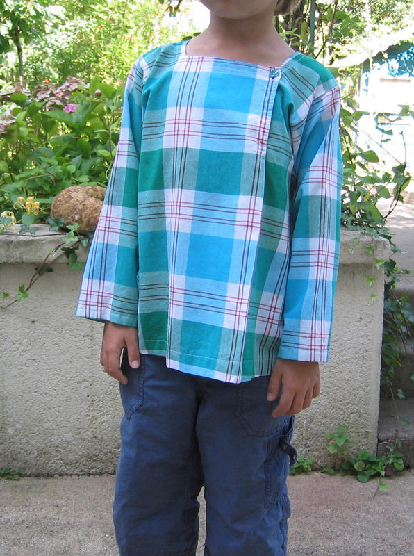 Constantin madras taille 8 ans