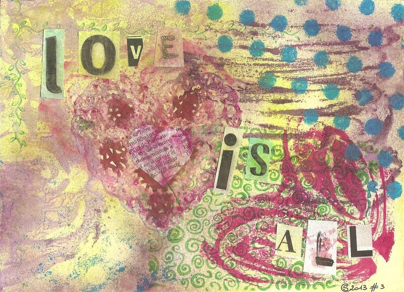 Love is all - 2013