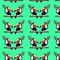 Planche fond toucan 1