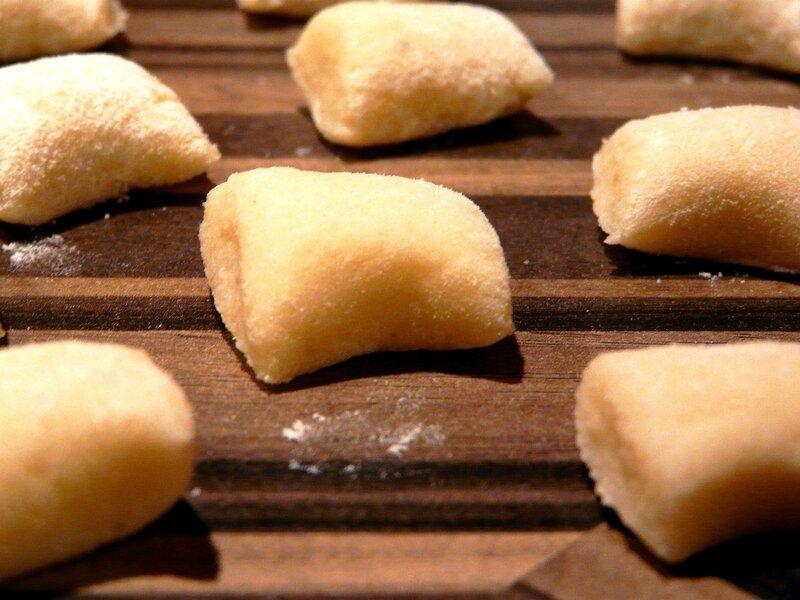 14 Pâtes & Riz - Gnocchis au pesto, saumon et moules de Bouchot 1