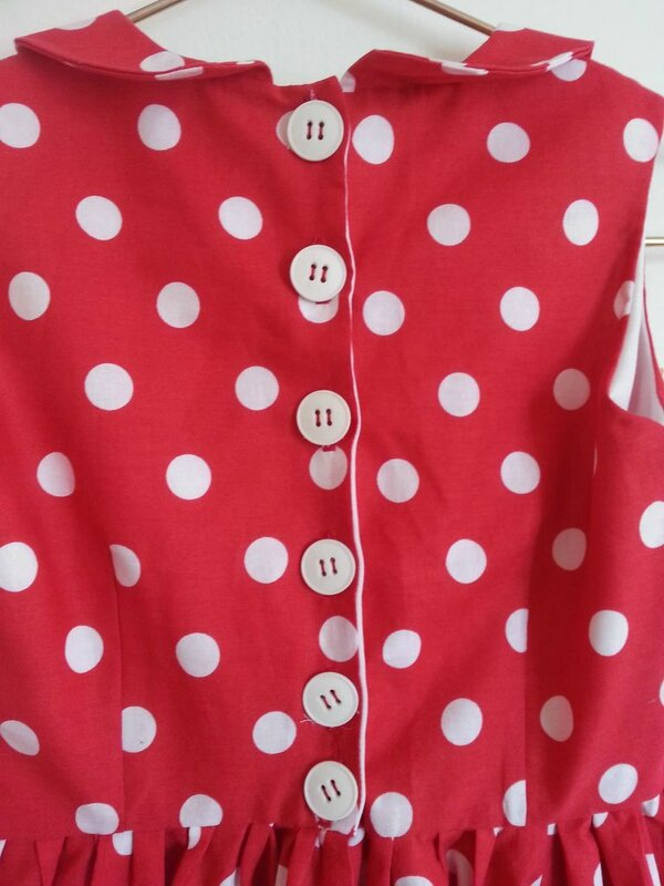 robe rouge a pois_07