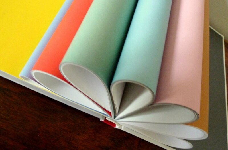 pages de couleurs
