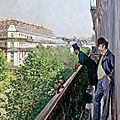 Exhibition in madrid reveals gustave caillebotte's thematic and stylistic evolution