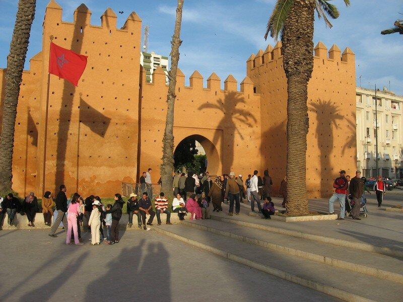 Place Bab El Hed Rabat